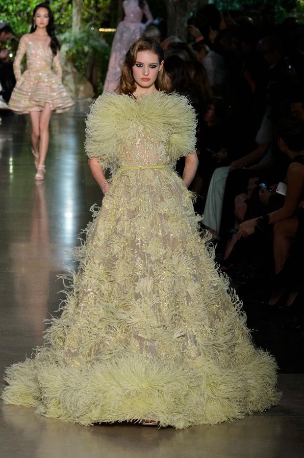 Elie Saab Haute Couture SS 2015 Paris (38)