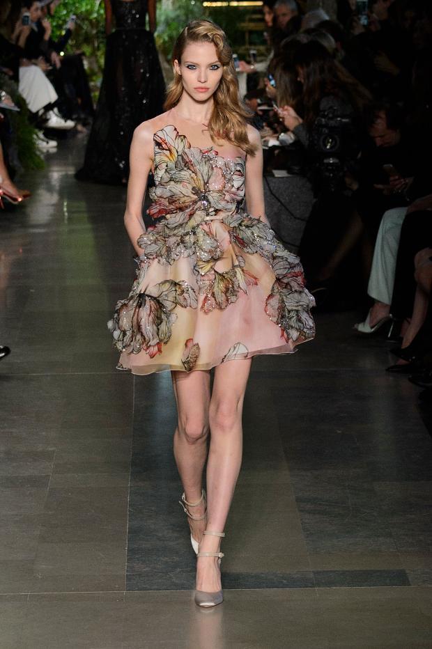 Elie Saab Haute Couture SS 2015 Paris (46)