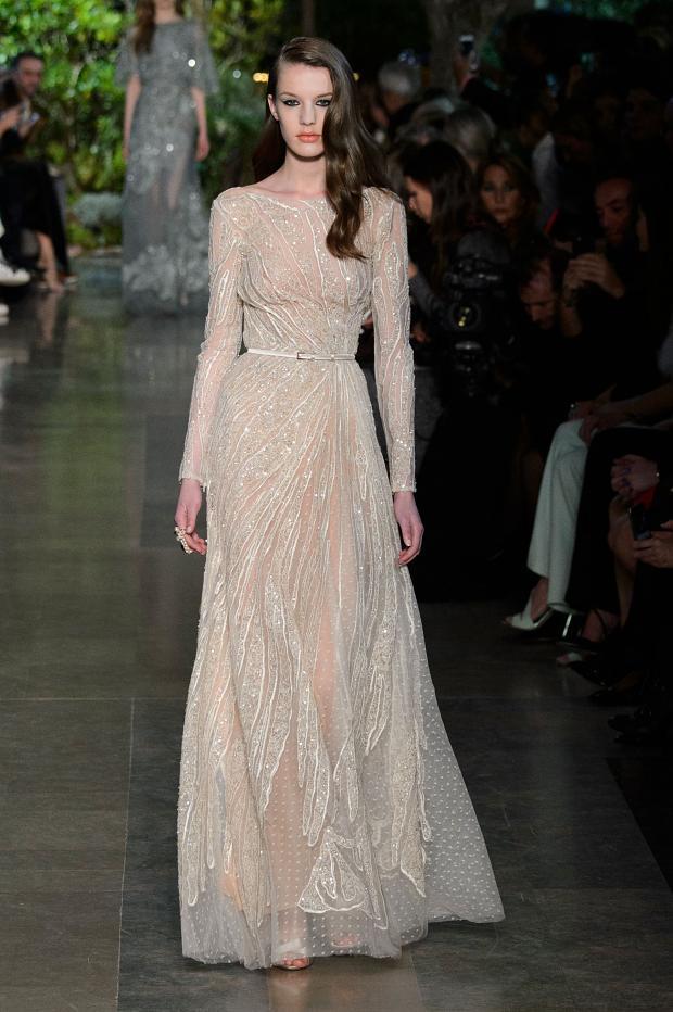 Elie Saab Haute Couture SS 2015 Paris (5)