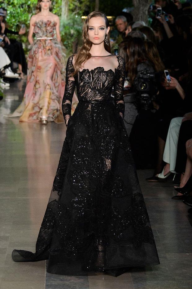 Elie Saab Haute Couture SS 2015 Paris (56)