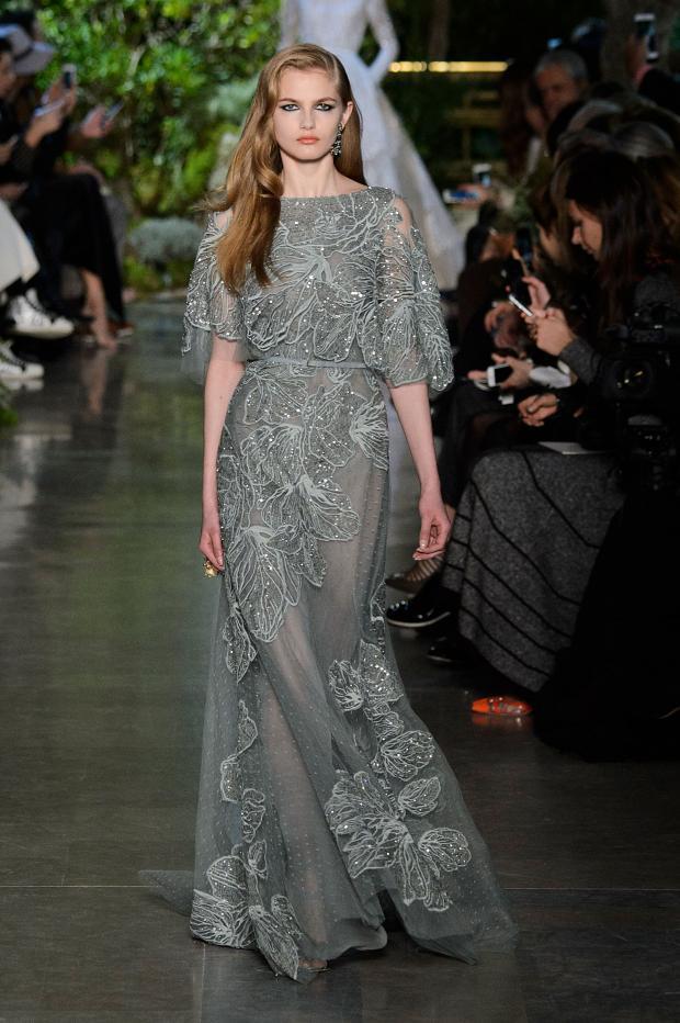 Elie Saab Haute Couture SS 2015 Paris (6)