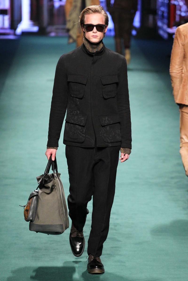 Etro Menswear FW 2015 Milan (19)