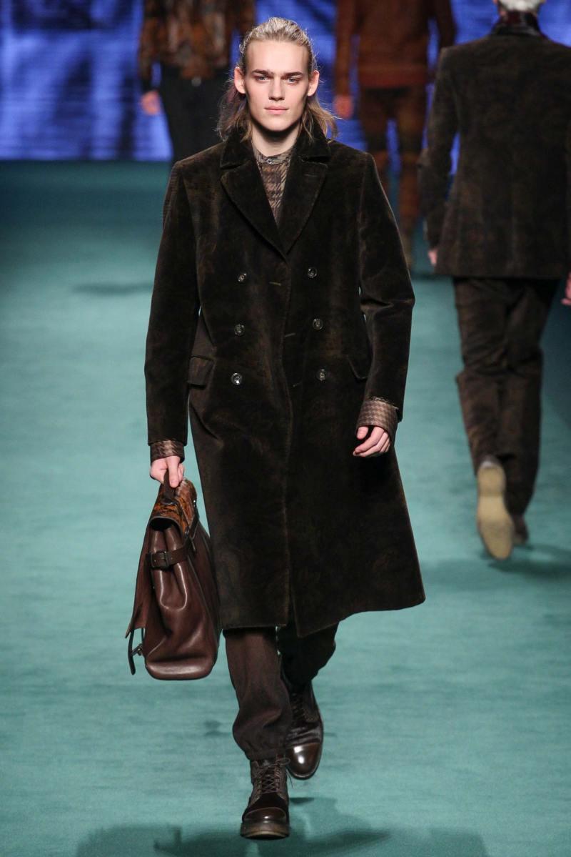 Etro Menswear FW 2015 Milan (5)