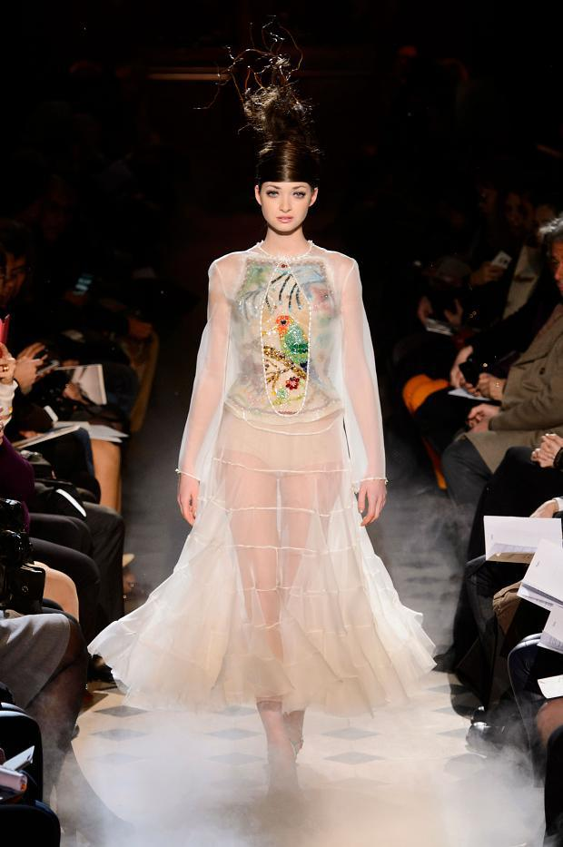 Franck Sorbier Haute Couture SS 2015 Paris (17)