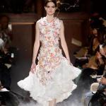 Franck Sorbier Haute Couture S/S 2015 Paris