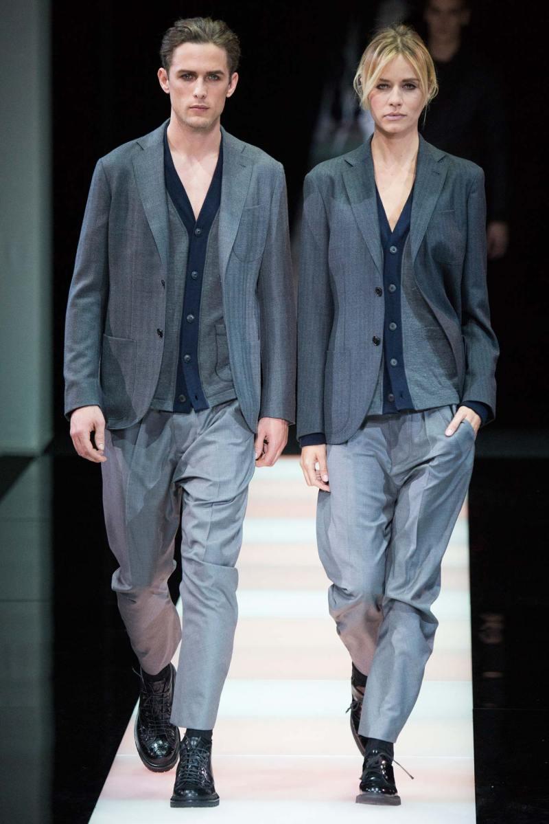 Giorgio Armani Menswear FW 2015 Milan (12)