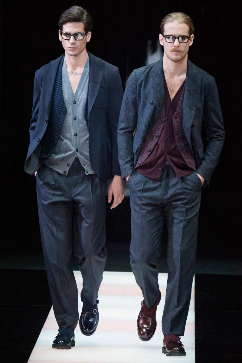 Giorgio Armani Menswear FW 2015 Milan (45)
