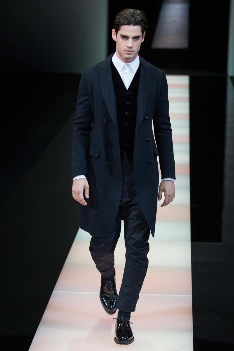 Giorgio Armani Menswear FW 2015 Milan (51)