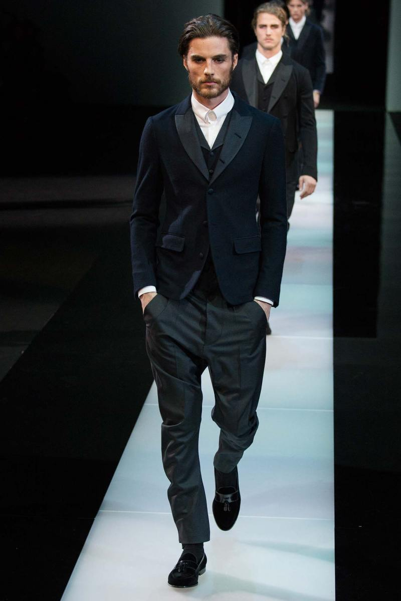 Giorgio Armani Menswear FW 2015 Milan (53)