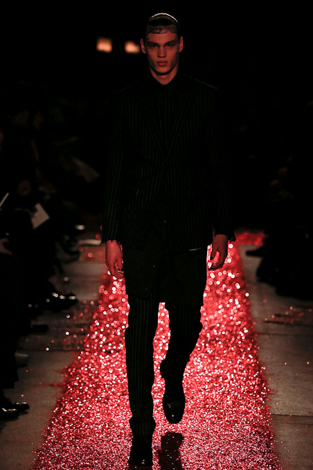 Givenchy Menswear FW 2015 Paris (1)