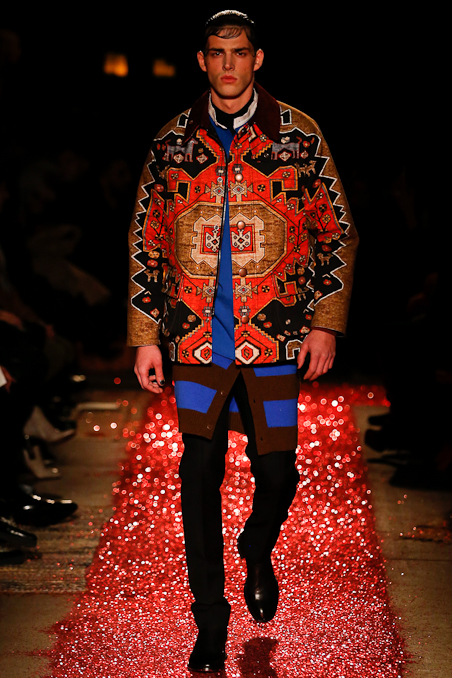 Givenchy Menswear FW 2015 Paris