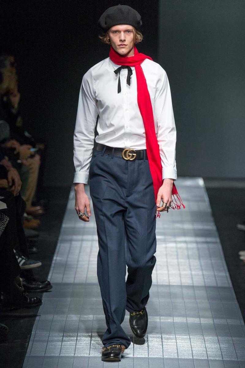 Gucci Menswear FW 2015 Milan (10)