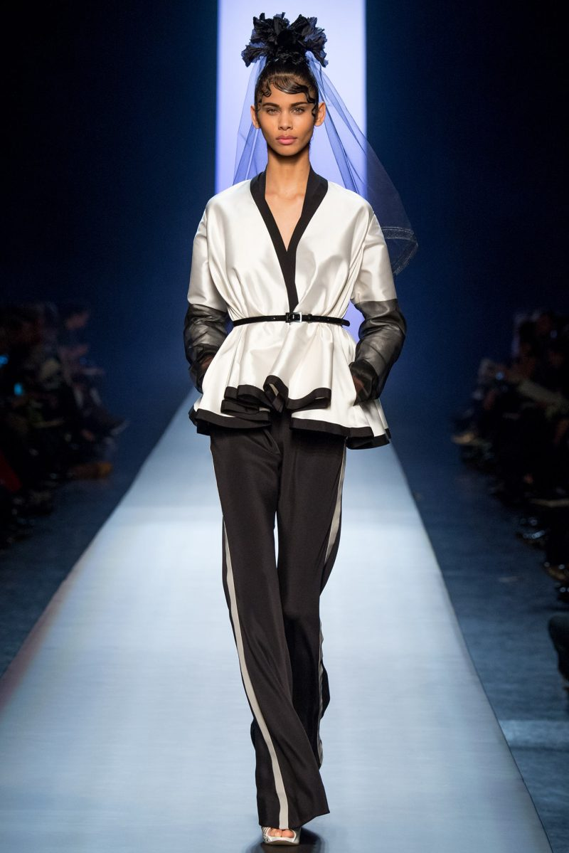 Jean Paul Gaultier Haute Couture SS 2015 Paris (11)