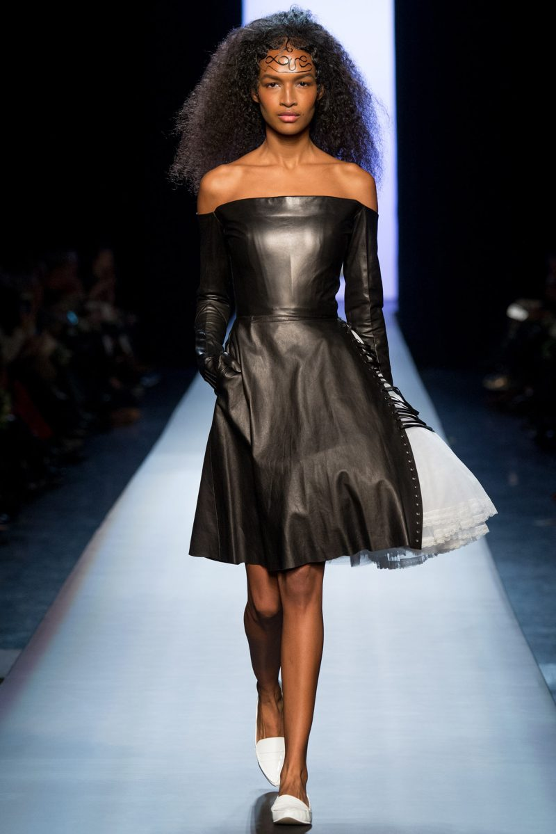 Jean Paul Gaultier Haute Couture SS 2015 Paris (21)