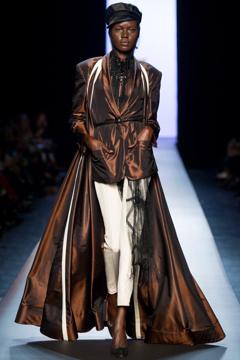 Jean paul gaultier haute couture s s 2015 paris graveravens for Haute couture male