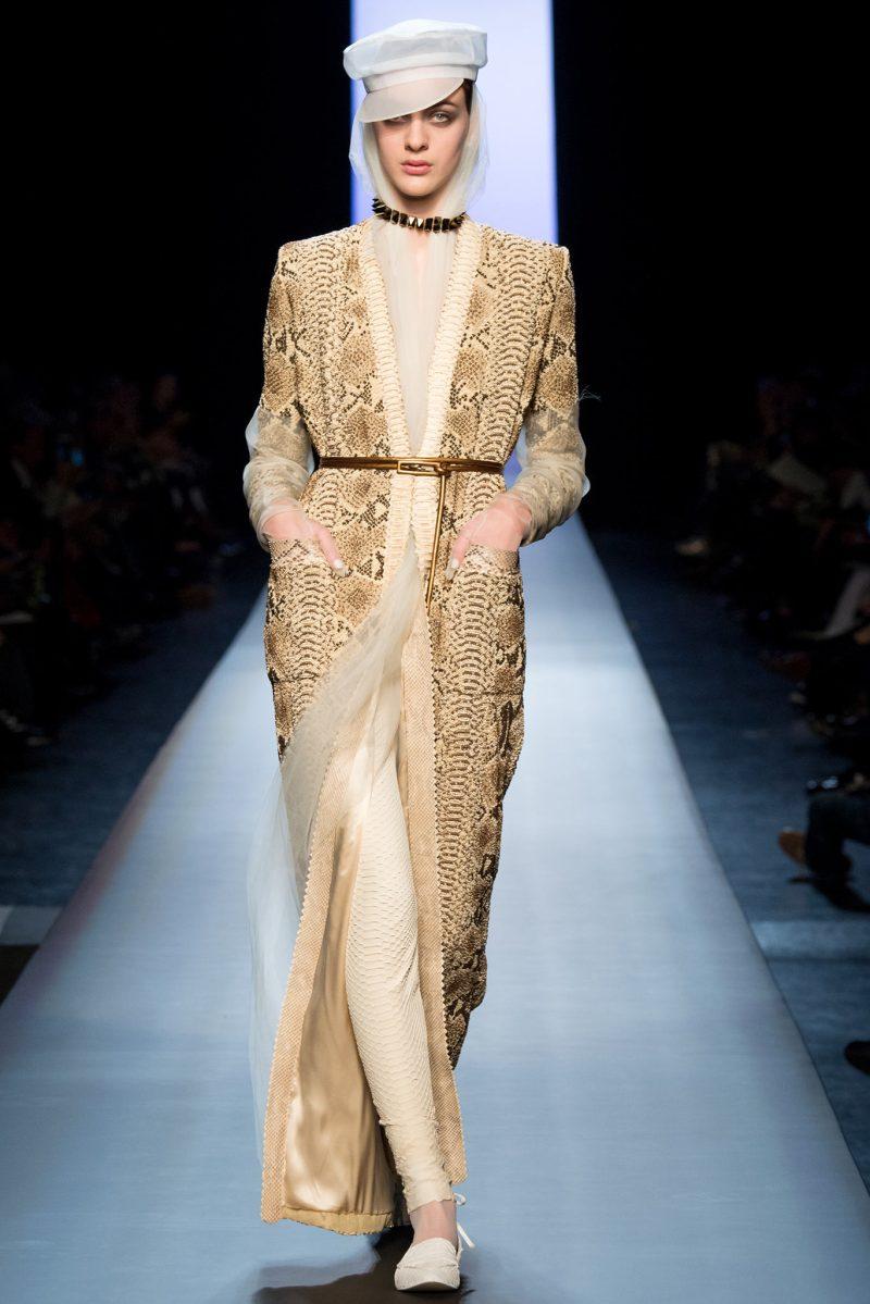 Jean Paul Gaultier Haute Couture SS 2015 Paris (26)