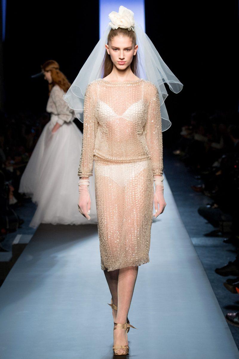 Jean Paul Gaultier Haute Couture SS 2015 Paris (39)