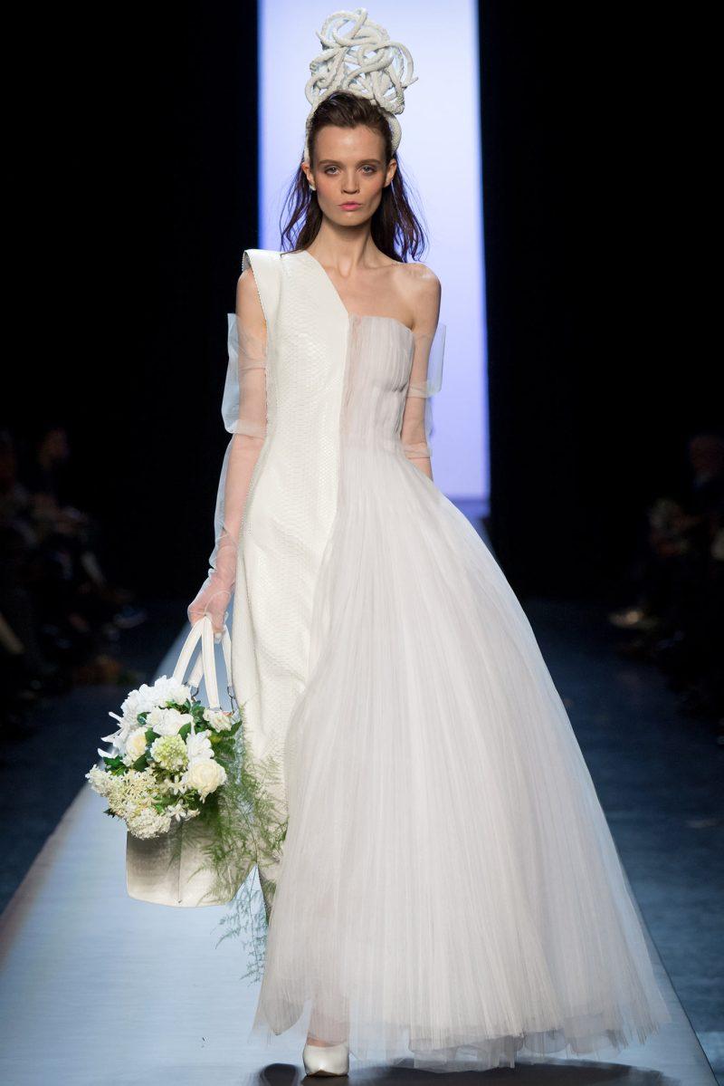 Jean Paul Gaultier Haute Couture SS 2015 Paris (40)
