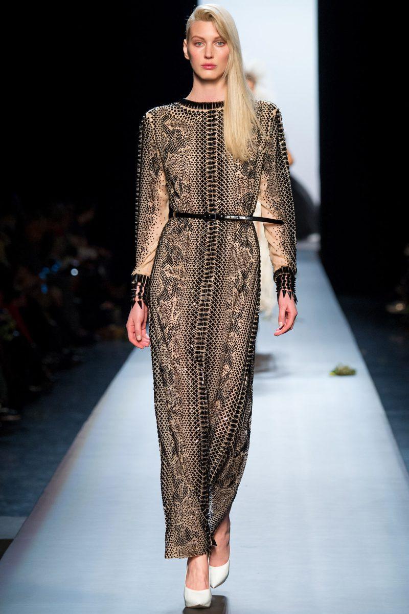 Jean Paul Gaultier Haute Couture SS 2015 Paris (58)