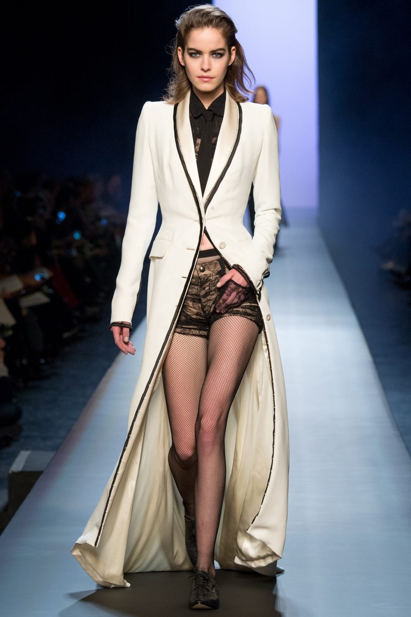Jean Paul Gaultier Haute Couture SS 2015 Paris (7)