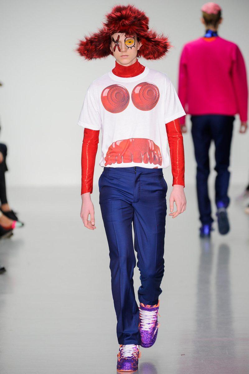 Katie Eary Menswear F/W 2015
