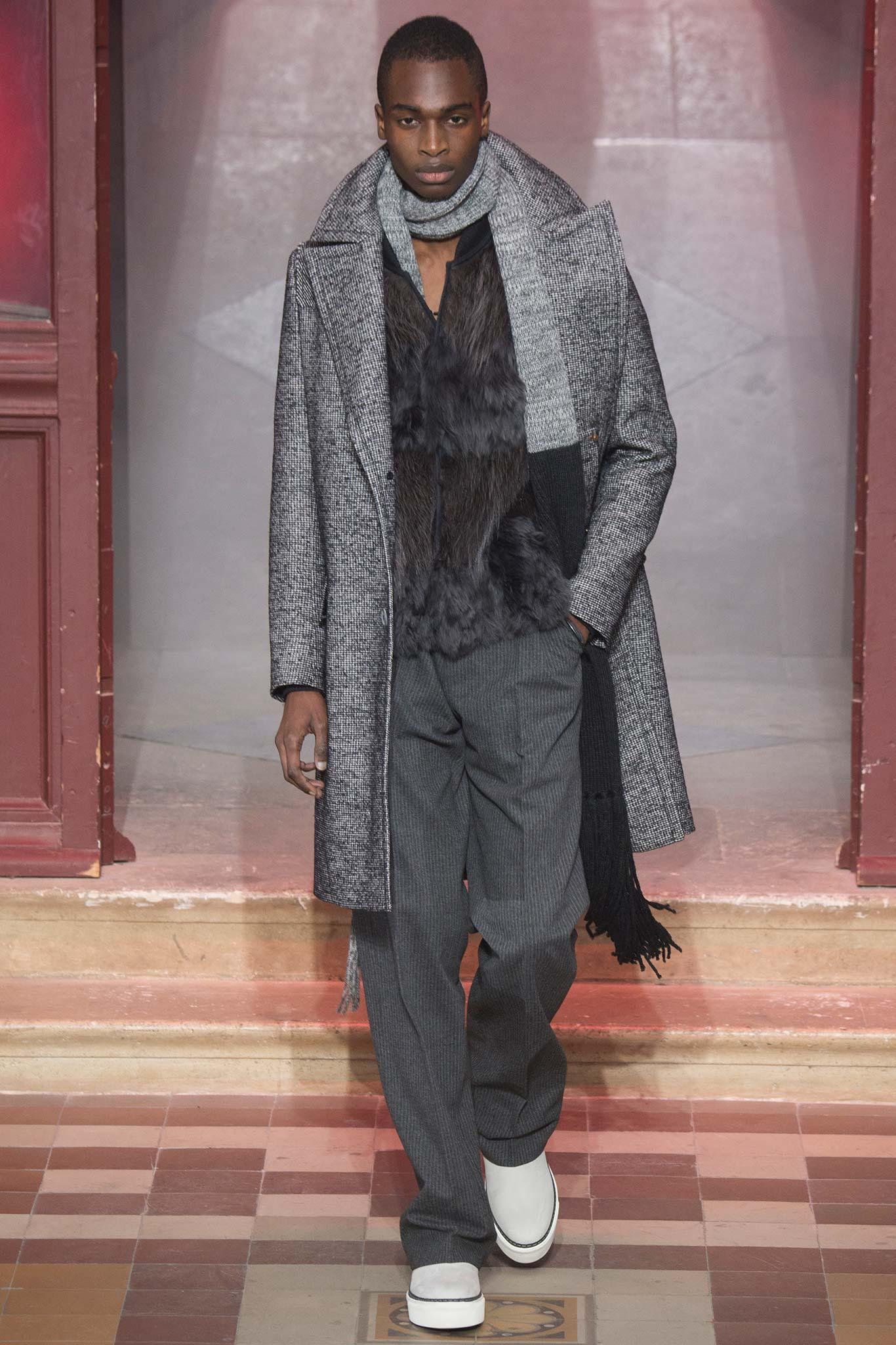 Lanvin Menswear FW 2015 Paris