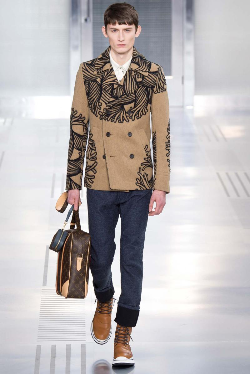 Louis Vuitton Menswear FW 2015 Paris (1)
