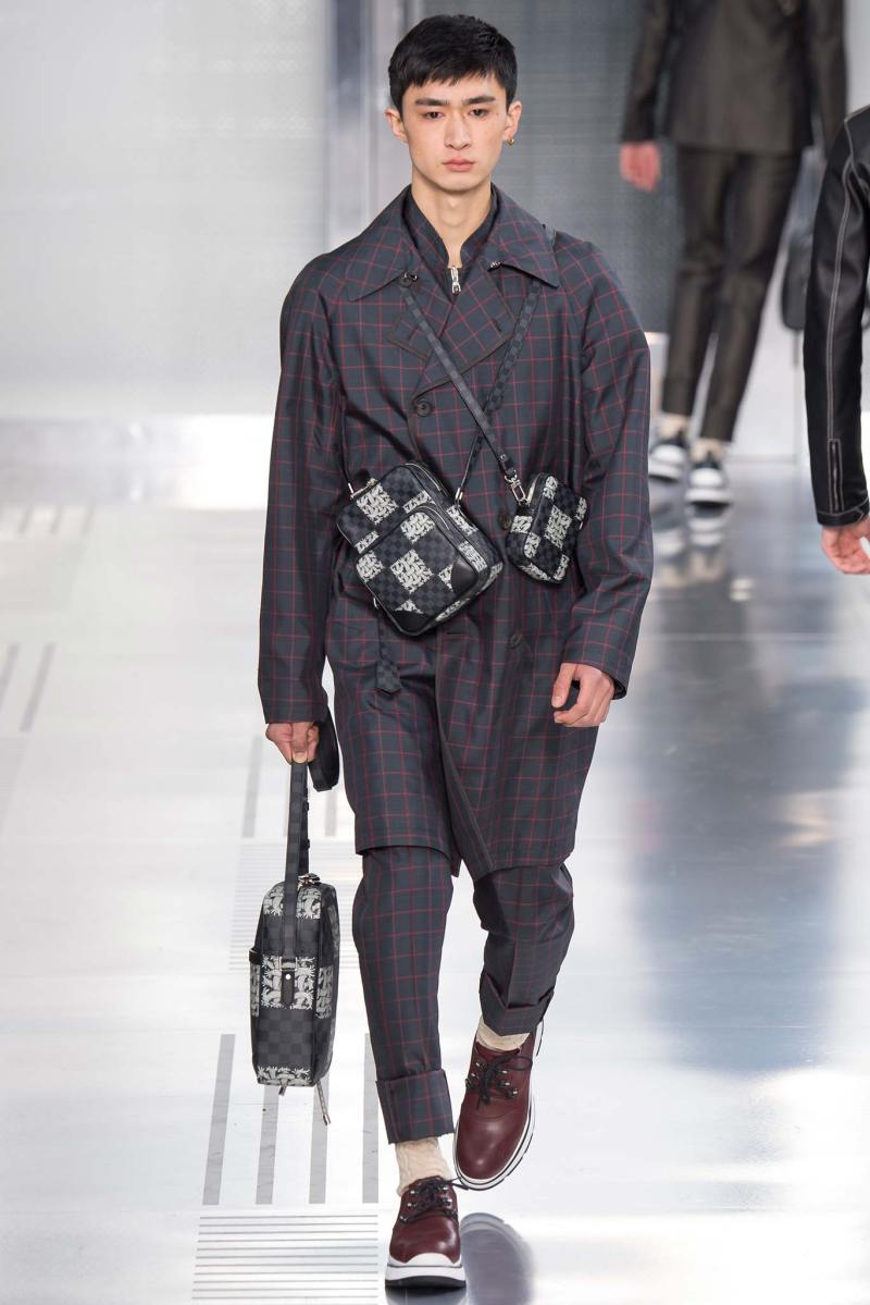 Louis Vuitton Menswear FW 2015 Paris (10)