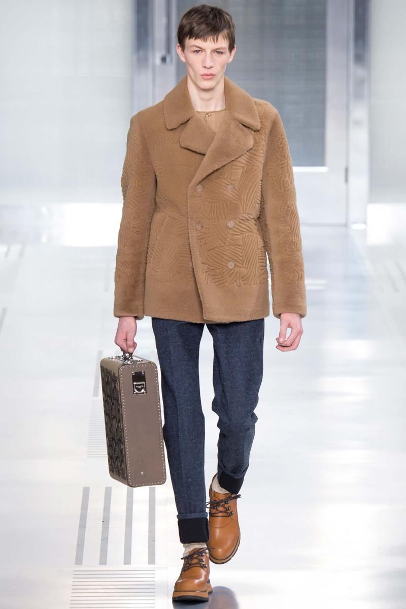 Louis Vuitton Menswear FW 2015 Paris (25)