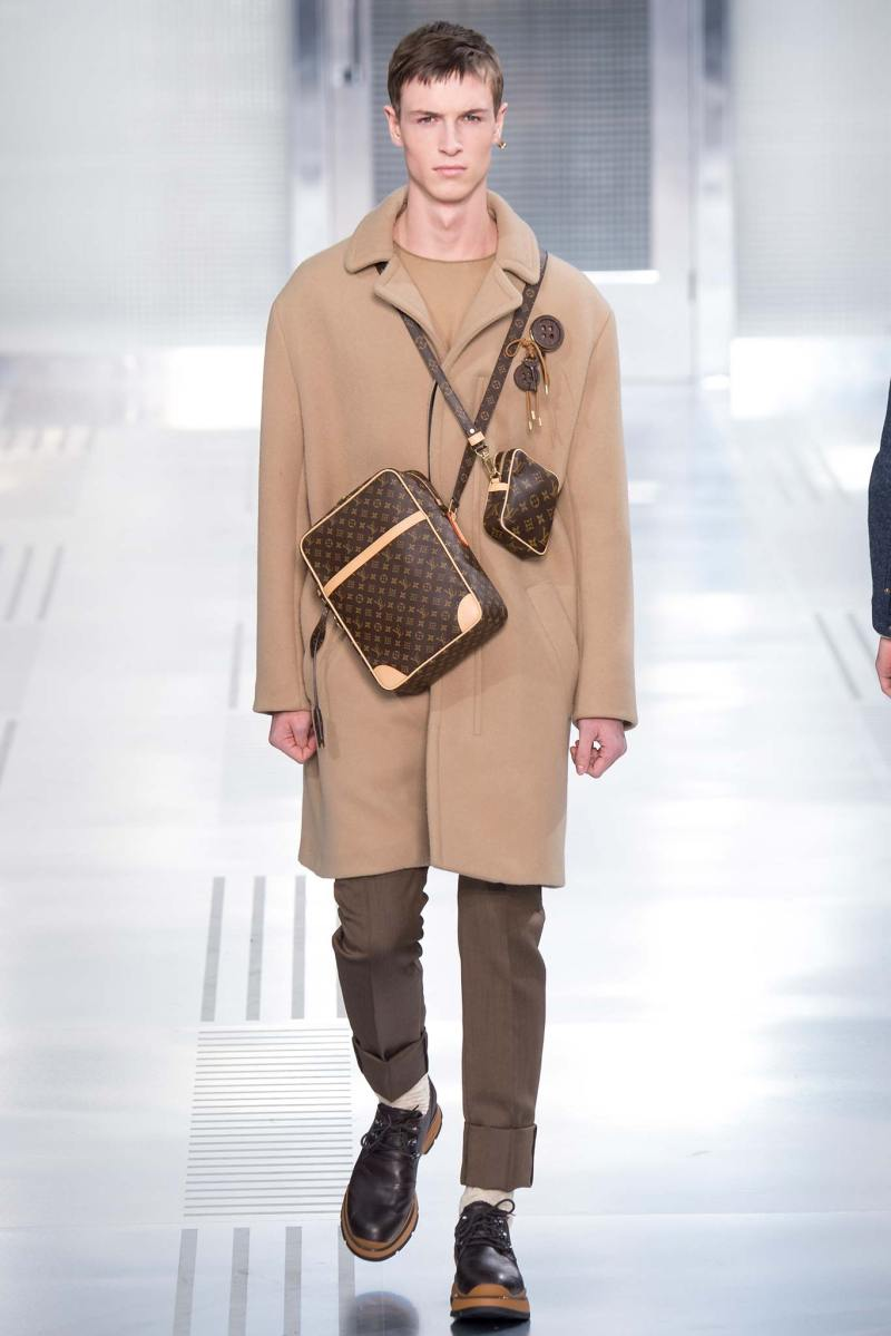 Louis Vuitton Menswear FW 2015 Paris (32)