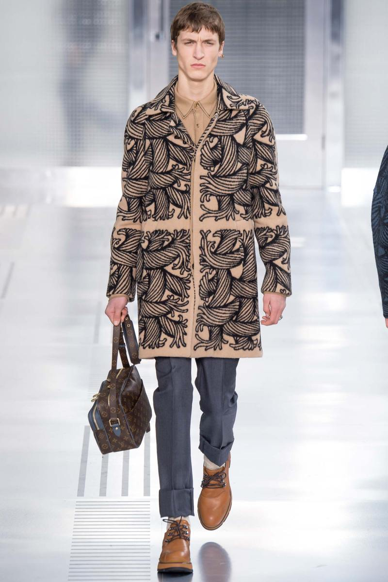 Louis Vuitton Menswear FW 2015 Paris (34)