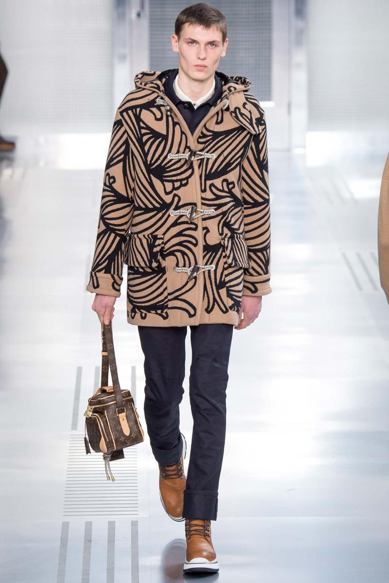 Louis Vuitton Menswear FW 2015 Paris (35)