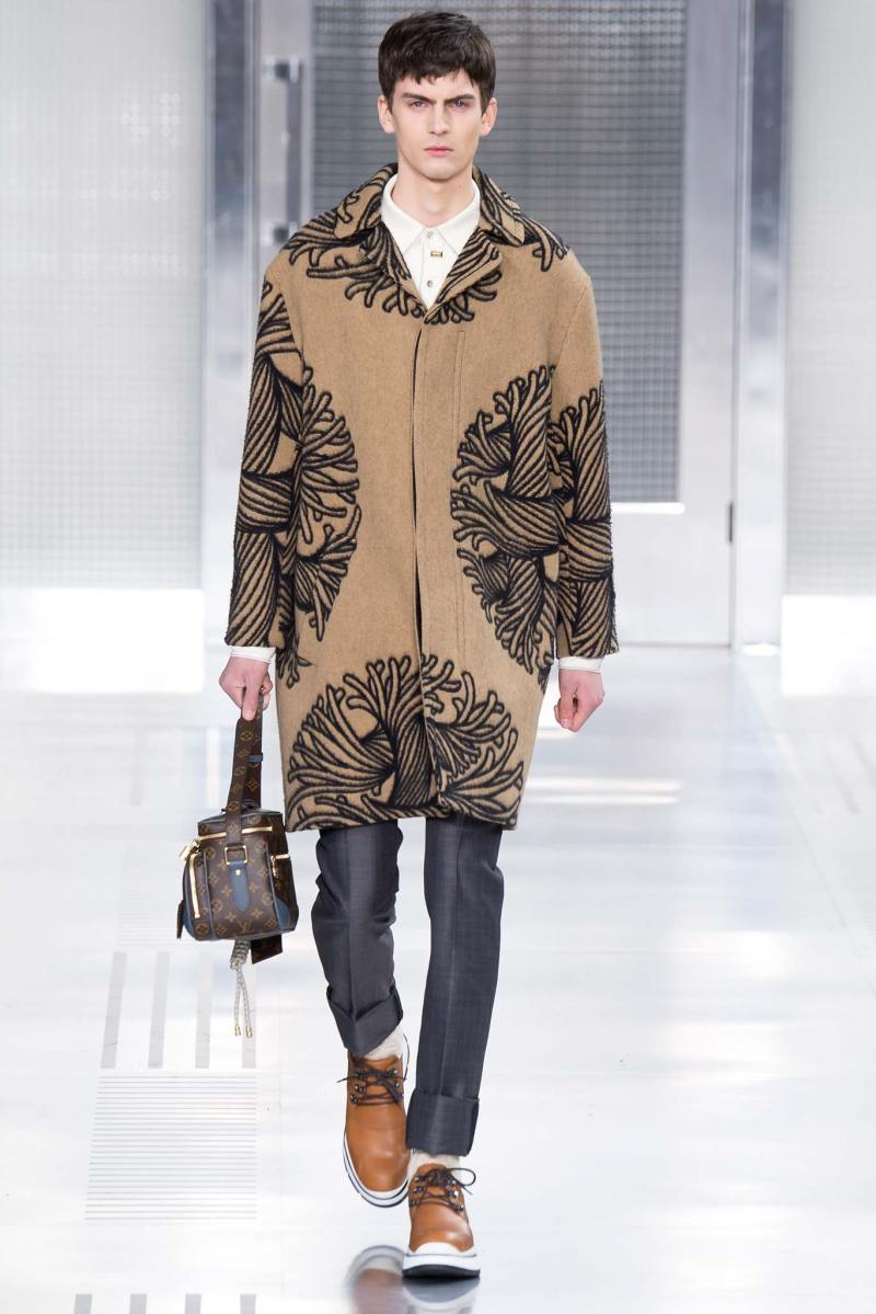 Louis Vuitton Menswear FW 2015 Paris (37)