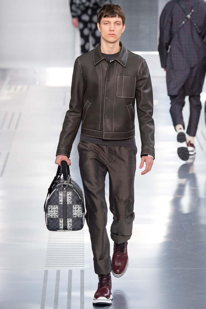Louis Vuitton Menswear FW 2015 Paris (9)