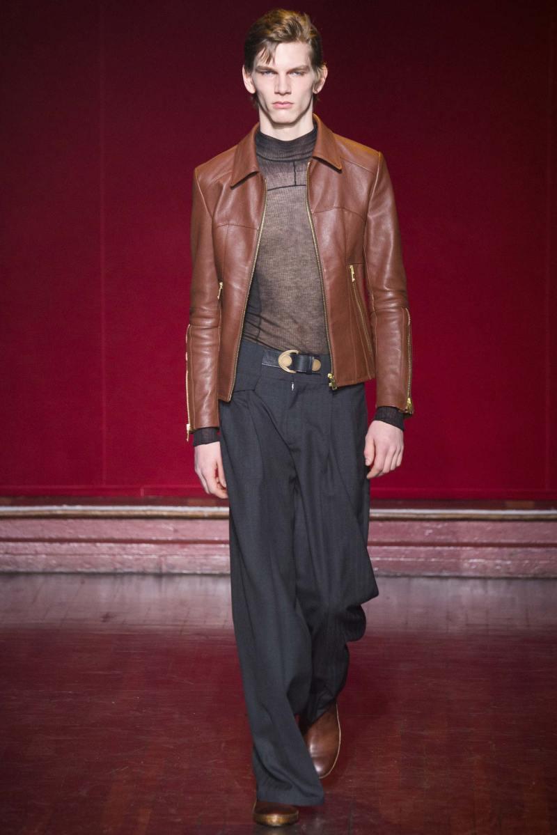 Maison Martin Margiela Menswear FW 2015 Paris (10)