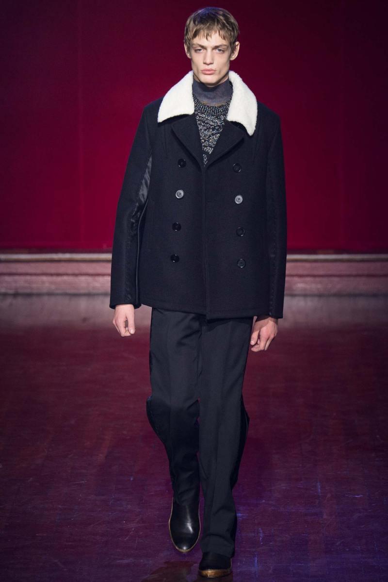 Maison Martin Margiela Menswear FW 2015 Paris (22)