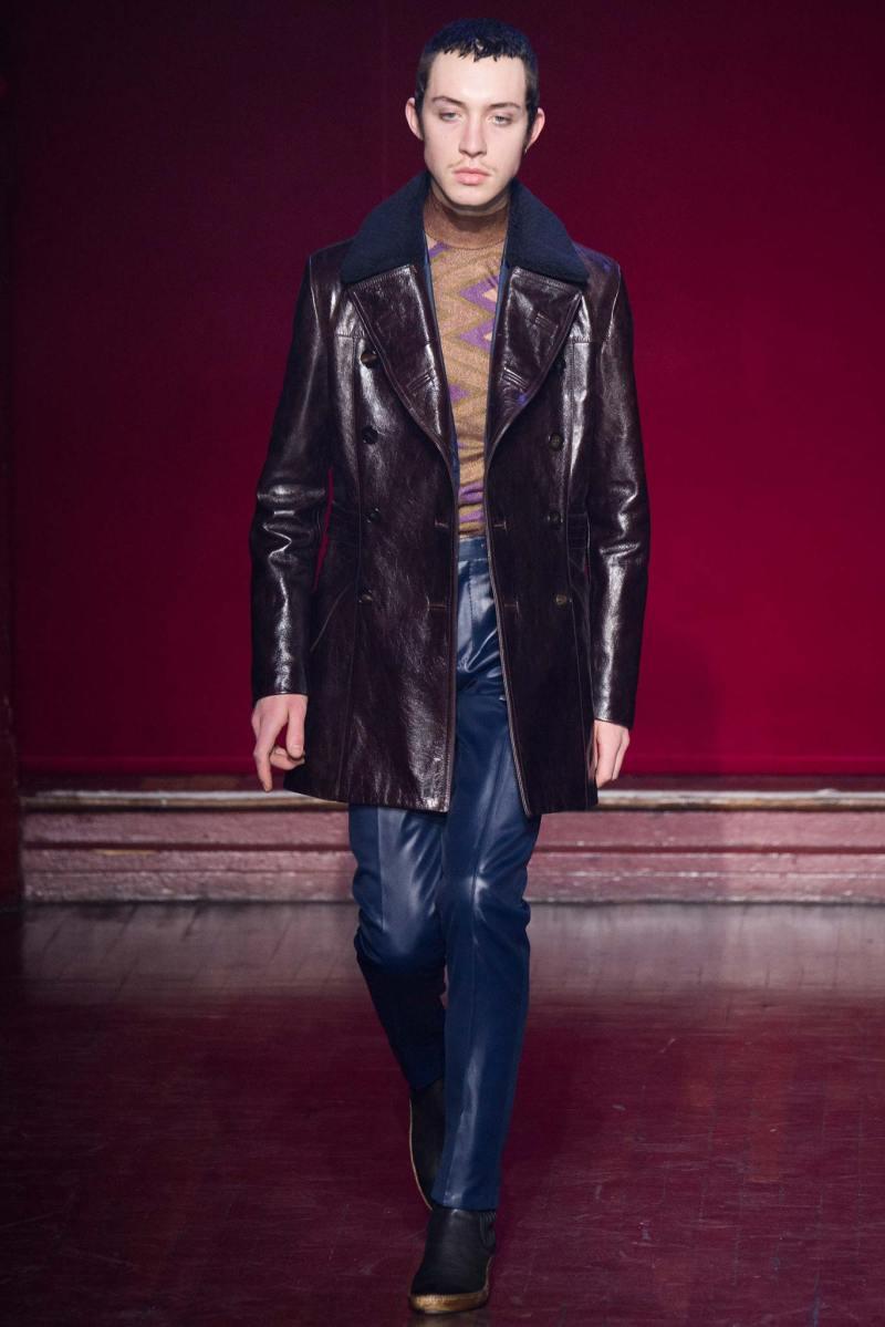 Maison Martin Margiela Menswear FW 2015 Paris (27)