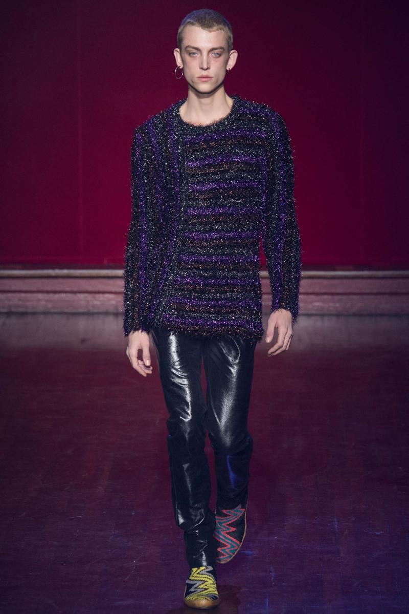 Maison Martin Margiela Menswear FW 2015 Paris (3)