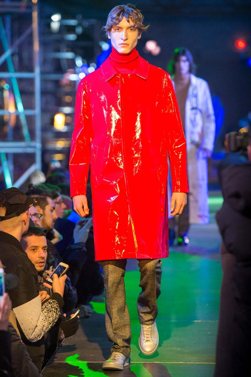 Raf Simons Menswear FW 2015 Paris (10)