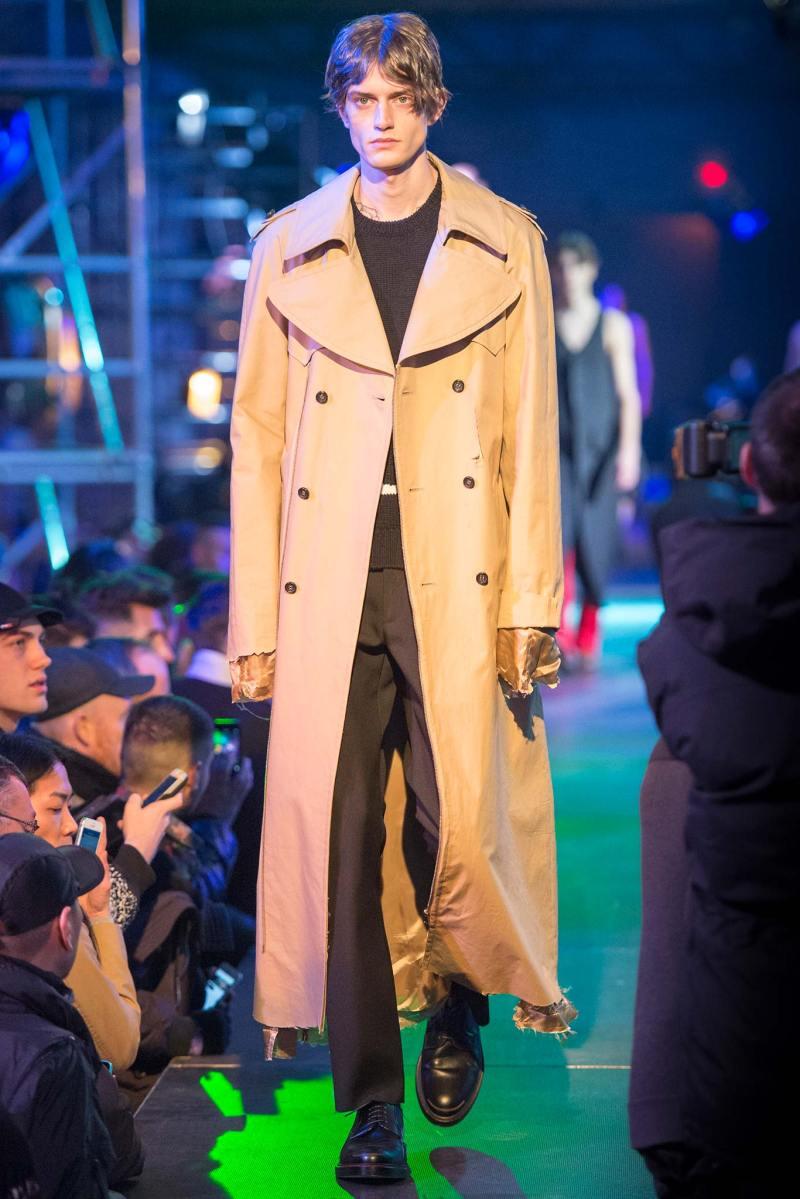 Raf Simons Menswear FW 2015 Paris (27)