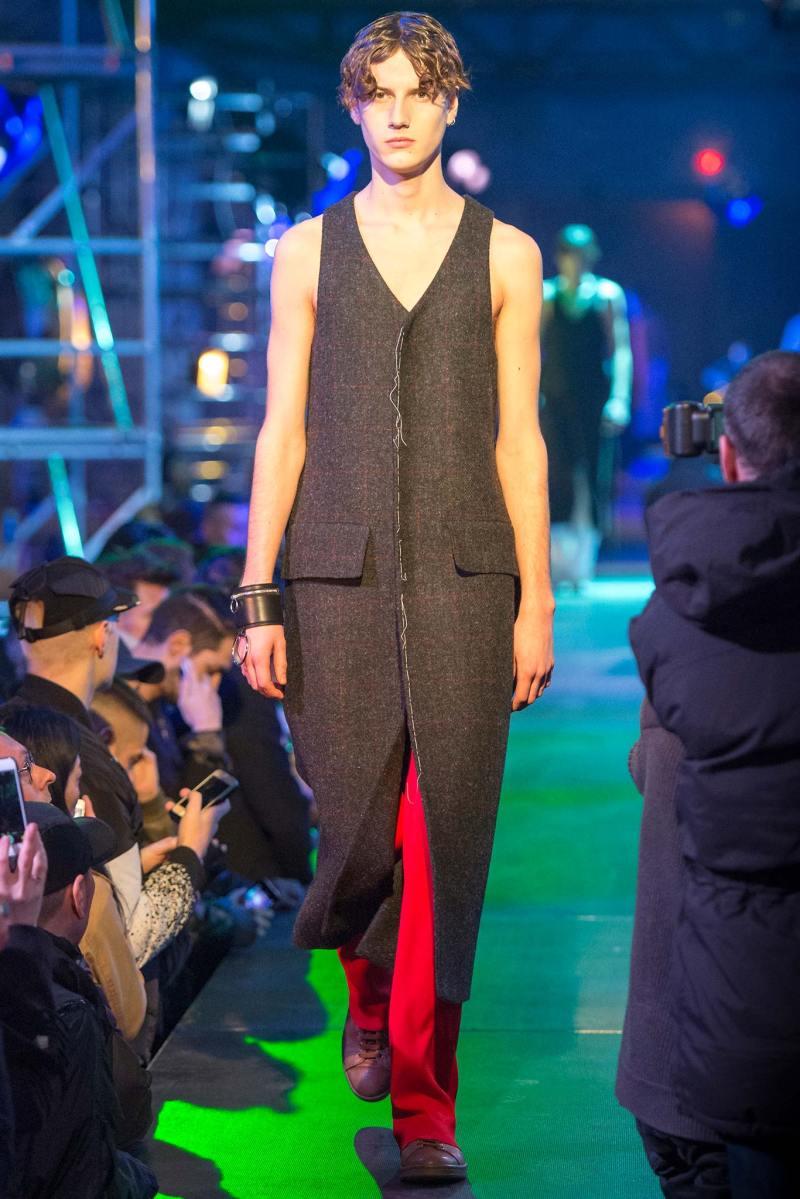Raf Simons Menswear FW 2015 Paris (28)