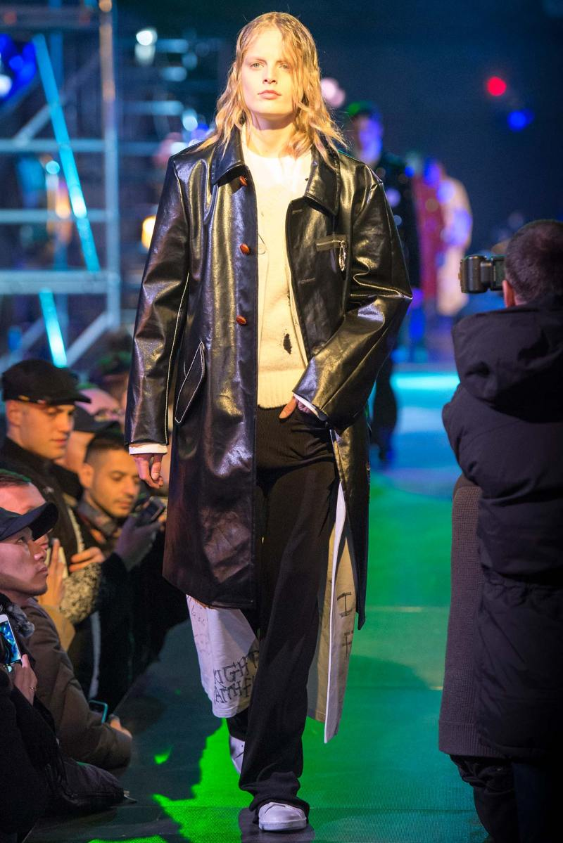 Raf Simons Menswear FW 2015 Paris (8)