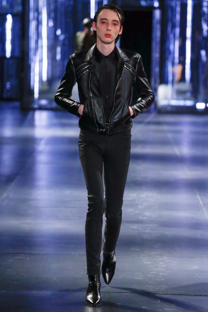 Saint Laurent Menswear FW 2015 Paris (17)