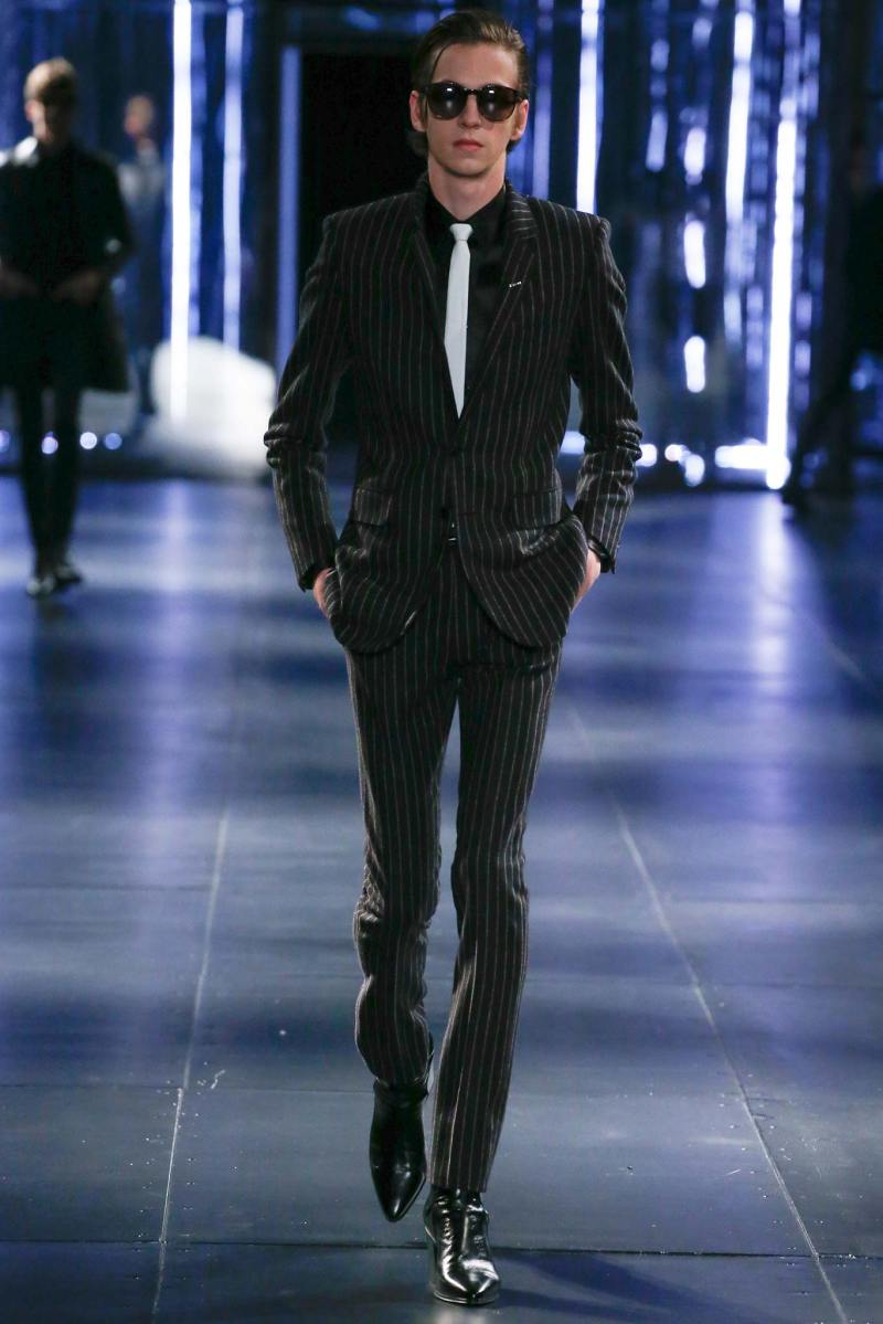 Saint Laurent Menswear FW 2015 Paris (3)
