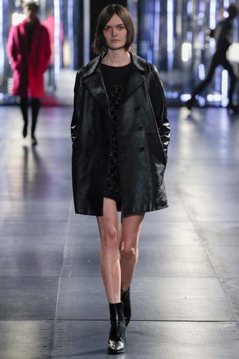 Saint Laurent Menswear FW 2015 Paris (35)