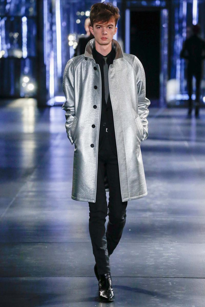 Saint Laurent Menswear FW 2015 Paris (40)