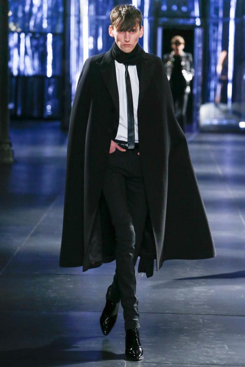 Saint Laurent Menswear FW 2015 Paris (59)
