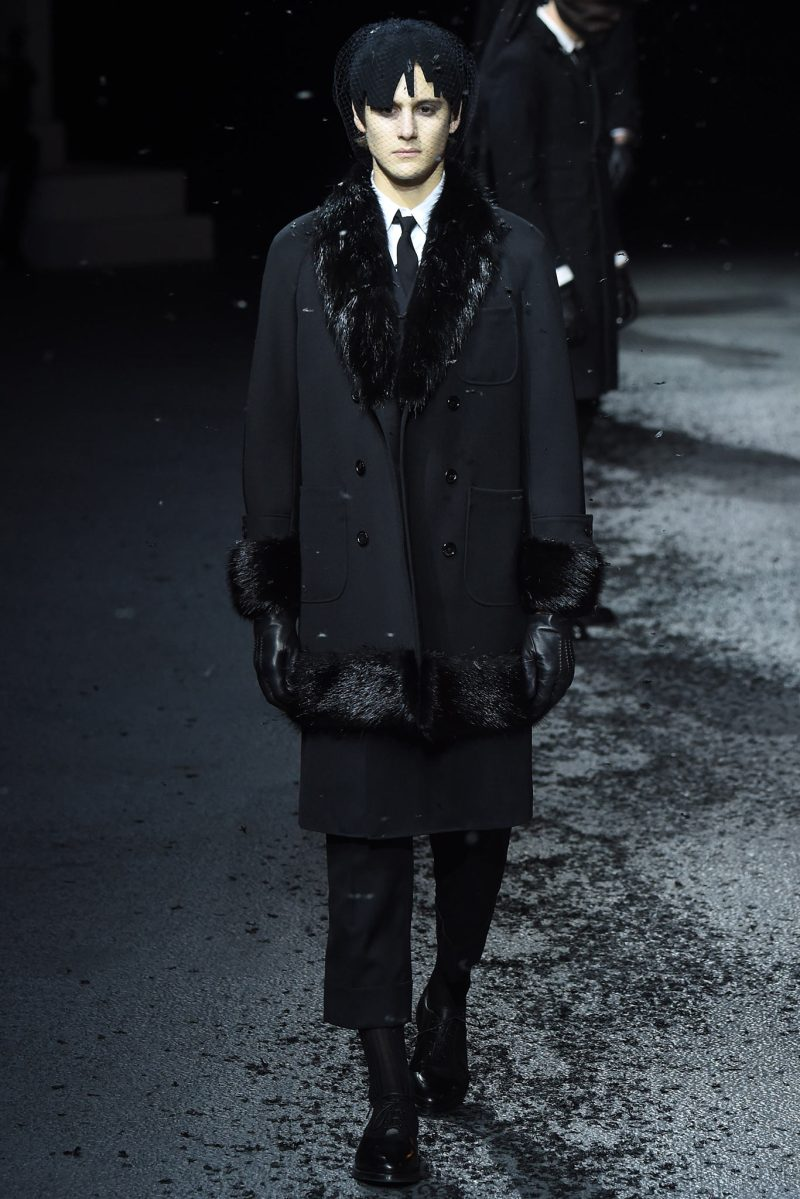 Thom Browne Menswear FW 2015 Paris (12)