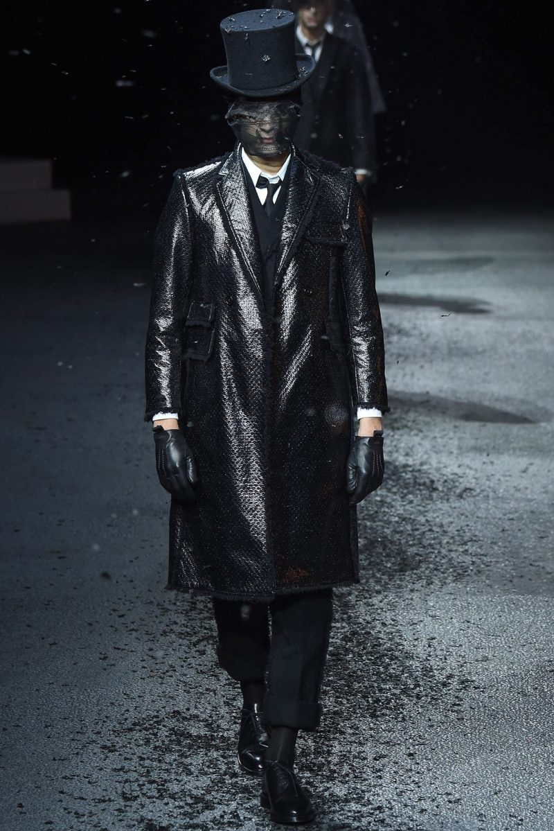 Thom Browne Menswear FW 2015 Paris (16)