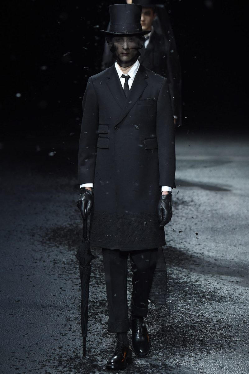Thom Browne Menswear FW 2015 Paris (22)